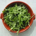 Roquette, la salade