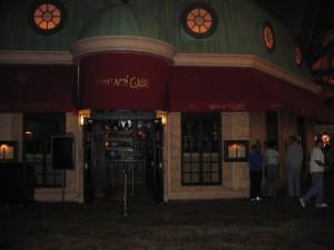 Un bar au Paris